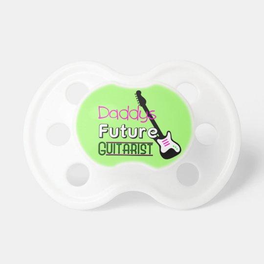 Daddys Future Guitarist Dummy