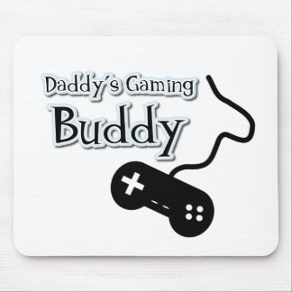 Daddy's Gaming Buddy Mouse Pad