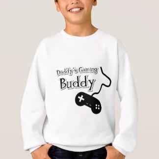 Daddy's Gaming Buddy Sweatshirt