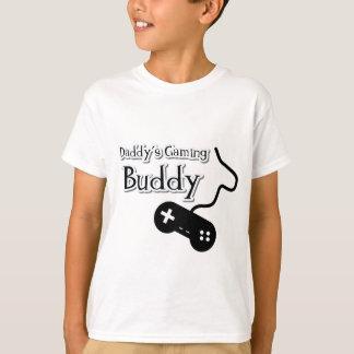 Daddy's Gaming Buddy T-Shirt