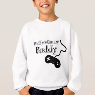 Daddy's Gaming Buddy T-shirt