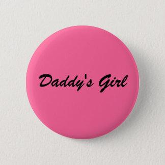 Daddy's Girl 6 Cm Round Badge