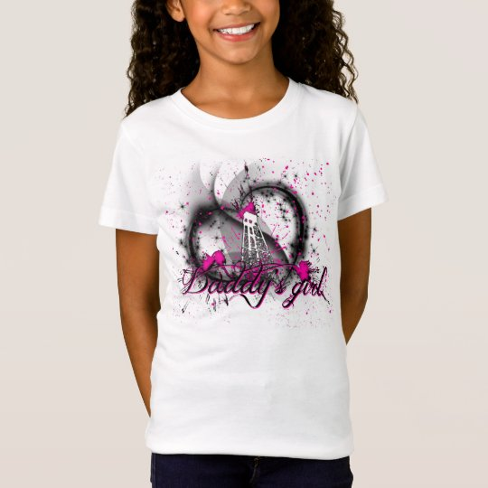 Daddy's Girl for kids T-Shirt