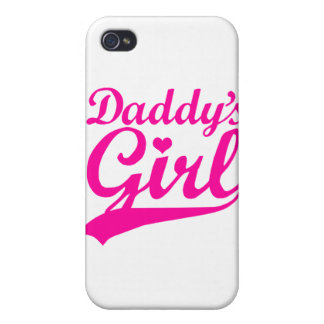 Daddy's Girl iPhone 4/4S Cover