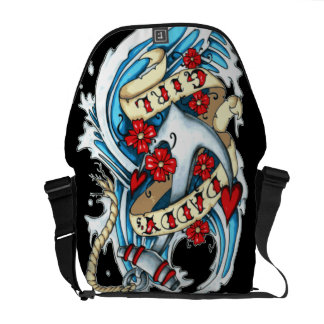 Daddy's girl commuter bags