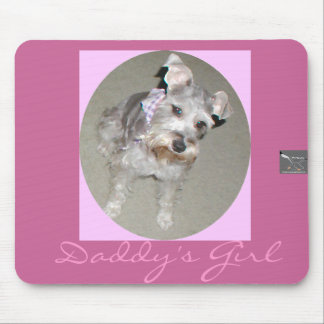Daddy's Girl Mouse Pad