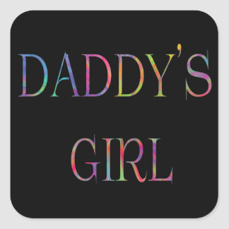 Daddy's Girl Sticker