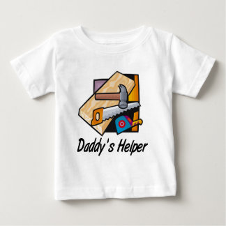 Daddy's Helper Carpentry Tshirt