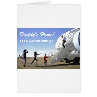 Daddy's Home Card