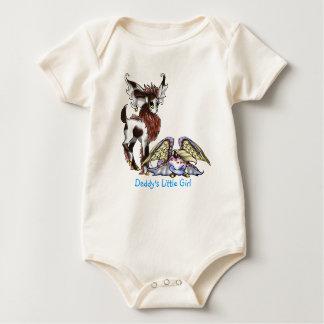Daddy's Lil Girl Onsie Baby Bodysuit