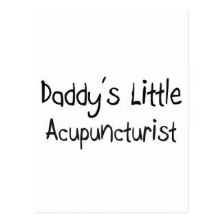 Daddy's Little Acupuncturist Postcards