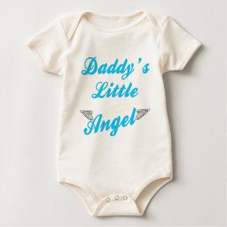 Daddy's Little Angel (Boy) Baby Bodysuit