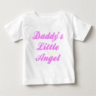 Daddy's Little Angel (Girl) Baby T-Shirt