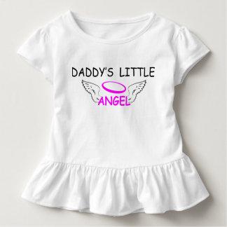 Daddy's Little Angel Toddler T-Shirt
