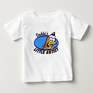 Daddy's Little Artist Shirts