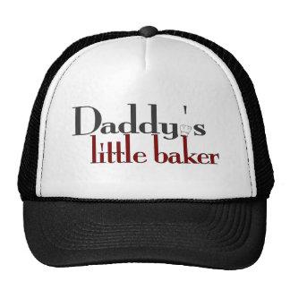 Daddy's little baker cap