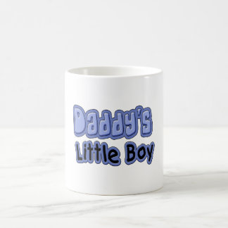 Daddy's Little Boy Coffee Mug