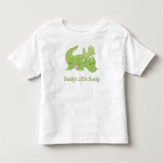 Daddy's Little Buddy (alligator) Shirts