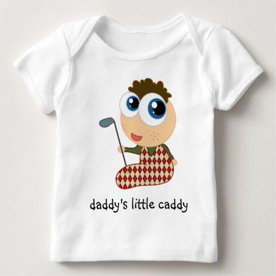 Daddy's Little Caddy Kids T-shirt
