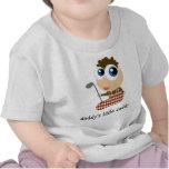 Daddy's Little Caddy Kids Tee Shirt