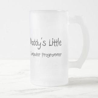 Daddy's Little Computer Programmer Mugs