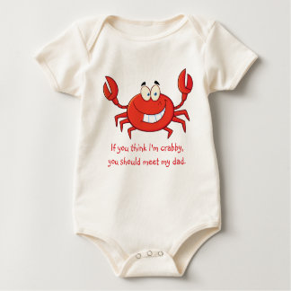 Daddy's Little Crab Creeper