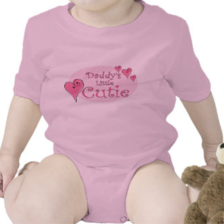 Daddy's Little Cutie Rompers