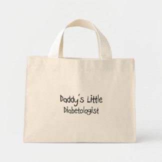 Daddy's Little Diabetologist Mini Tote Bag