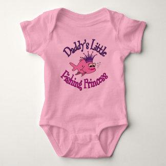 Daddy's Little Fishing Princess T-shirts