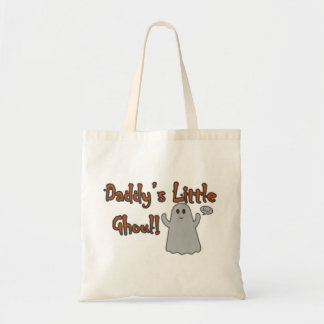 Daddy's Little Ghoul! Budget Tote Bag