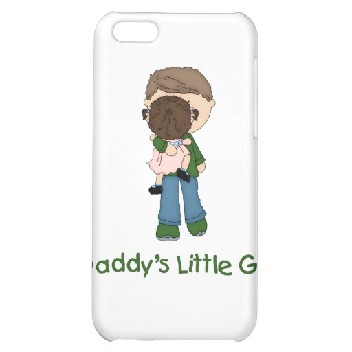 Daddy's Little Girl (3) Case For iPhone 5C
