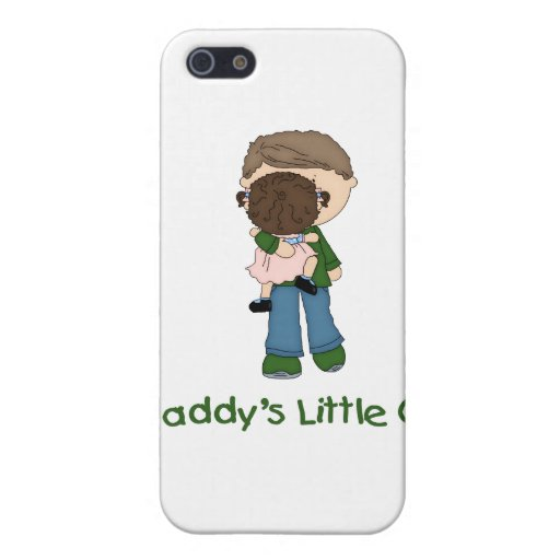 Daddy's Little Girl (3) Covers For iPhone 5