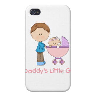Daddy's Little Girl (4) Cover For iPhone 4