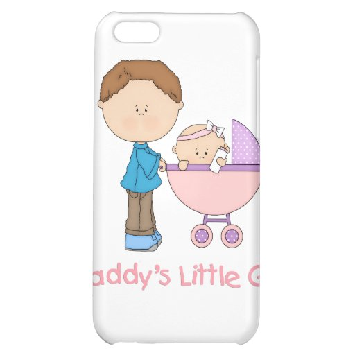 Daddy's Little Girl (4) Case For iPhone 5C