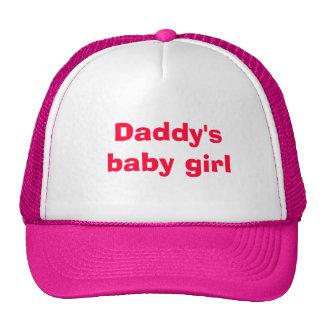 Daddy's little girl cap