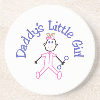 Daddys Little Girl Coaster