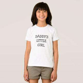 Daddy's little girl Girls reg. jersey tee