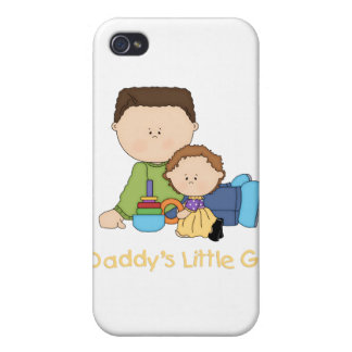 Daddy's Little Girl iPhone 4/4S Covers
