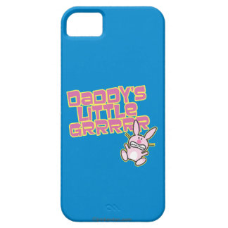 Daddy's Little Girl iPhone 5 Case