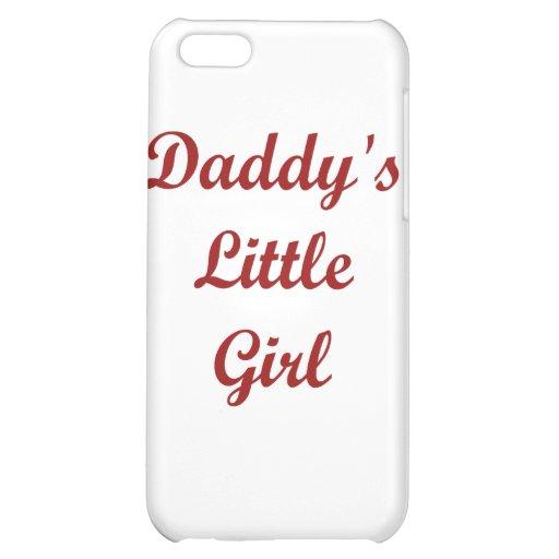 Daddy's Little Girl iPhone 5C Case