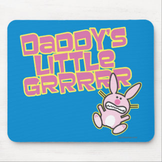 Daddy's Little Girl Mouse Mat