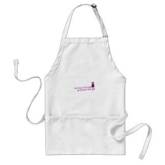 Daddys Little Girl Standard Apron