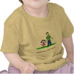 Daddy's Little Girl T-Shirt (Brunette)