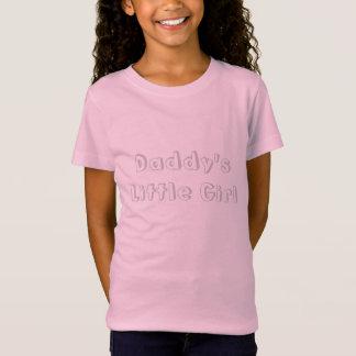 Daddy's Little Girl tee-shirt Shirts