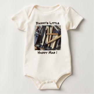 Daddy's Little Handy Man /My Landy (Truck) Baby Bodysuit
