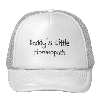 Daddy's Little Homeopath Hat