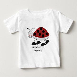 Daddy's Little Ladybug t-shirt