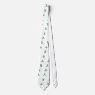 Daddy's Little Leprechaun Tie