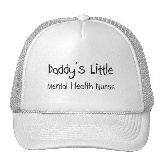 Daddy's Little Mental Health Nurse Mesh Hats