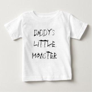 Daddy's Little Monster Kids Infant T-shirt